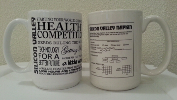 Silicon Valley Mugs